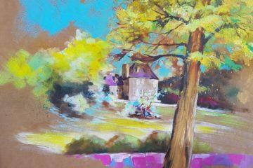 Sophie Parage artiste peintre - Plouer